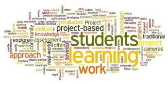 Why_teach_with_project-based_learning_Wordle
